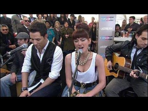 Agnes Monica AMA 2010 Highlights!