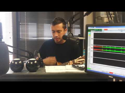 Twenty One Pilots - Can't Help Falling In Love - Z104.5 The Edge Studios 9/29/15