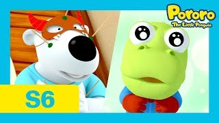 Pororo Season 6 | #09 A Strange Echo | Is there a Snow Monster??!! [With CC]