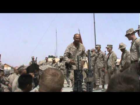 Speech before deadly push through Afghanistan.