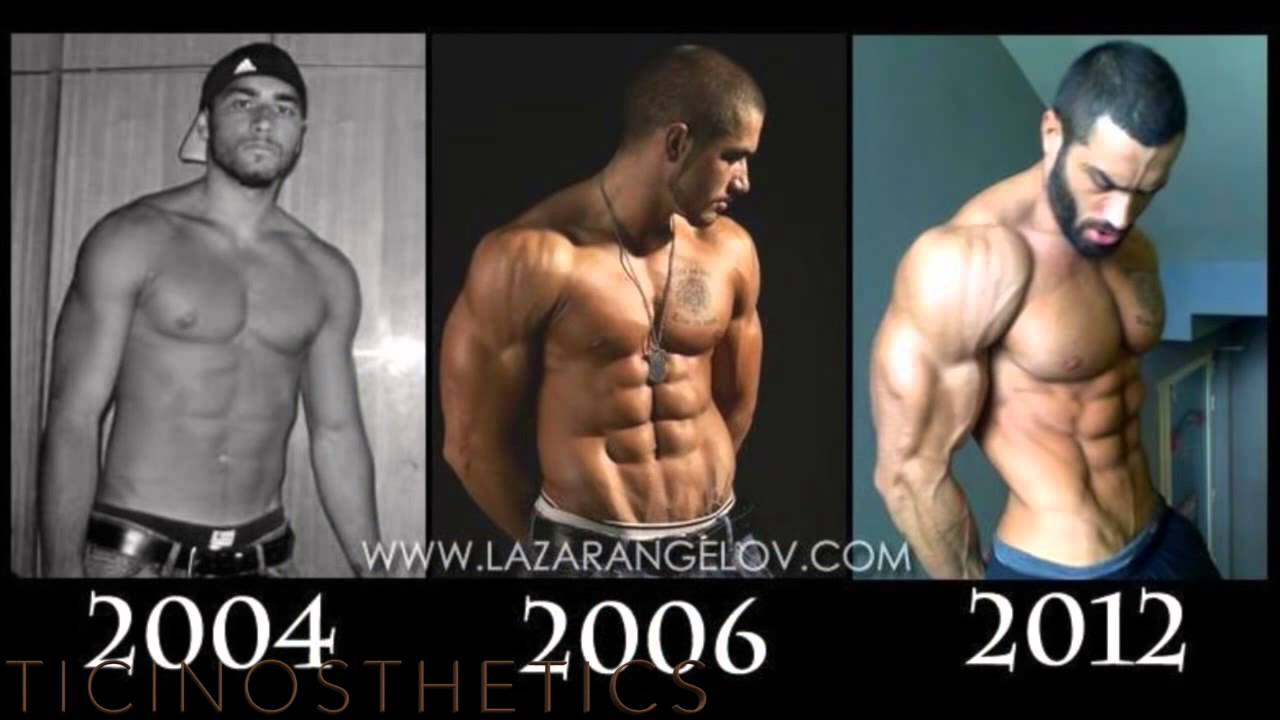 Body Transformation Motivation Video (Natural and Steroid