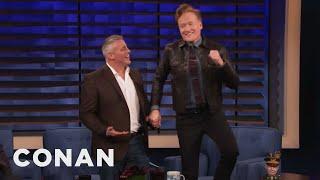 Matt LeBlanc Invites Conan To Frolic On His Ranch