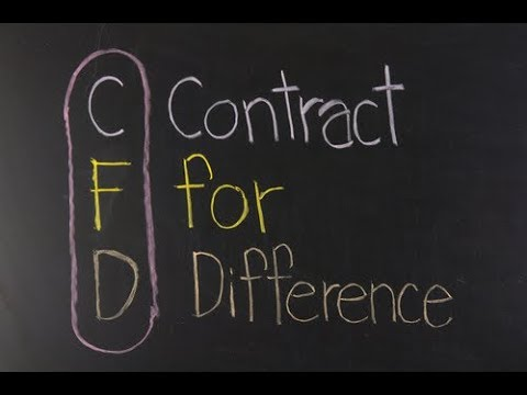 Understanding CFD Trading (contract for difference) - A New