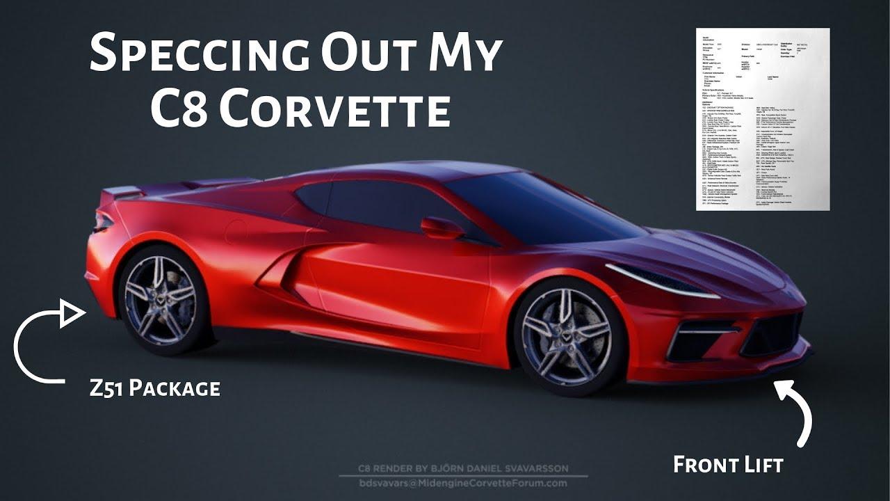 am i buying a 2020 c8 corvette   mid engine corvette