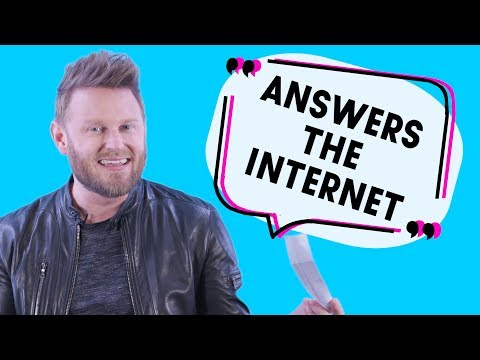 'They're fake, calm the f*** down!': Queer Eye's Bobby Berk 'Answers the Internet'