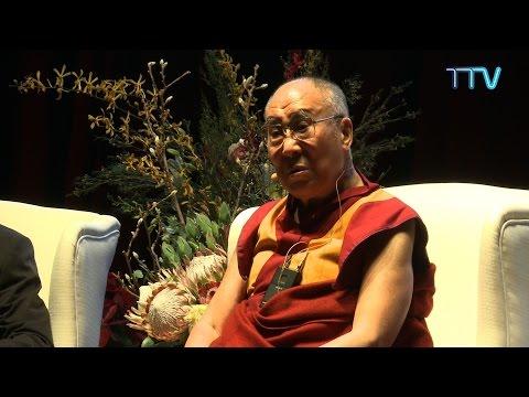 His Holiness the Dalai Lama's talk at Perth Arena, Australia