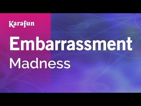 Karaoke Embarrassment - Madness *