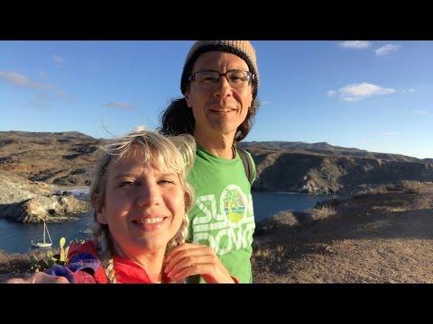 EPIC Catalina Island Camping Trip: 3 day VLOG