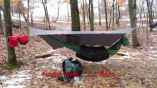 Hammock How-To....PART 10....Final, Finale, Fini........ Tarps & Final Thoughts