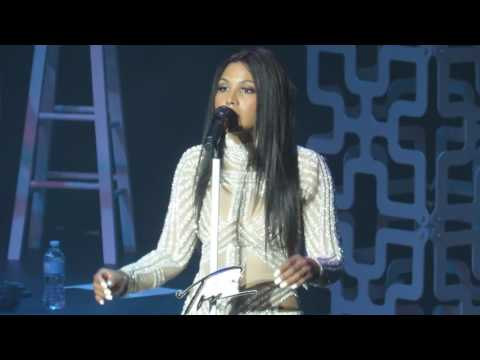 Toni Braxton Live @ The Lyric Opera House Baltimore MD 10/29/16