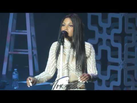 Toni Braxton Performs Live @ The Lyric Opera House Baltimore MD 10/29/16