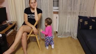 VLOG Родительское собрание у Кати. Ашан. 1й день в Киеве