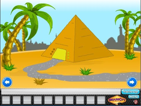 Egypt Escape Walkthrough [MouseCity]