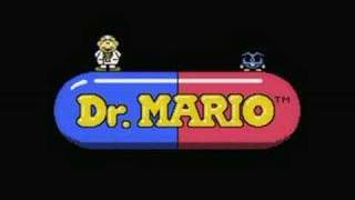 NES Title Screen Music - Dr. Mario (1990)