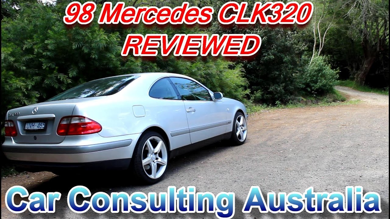 1998 mercedes benz clk320 review w208 clk 320 reviewed. Black Bedroom Furniture Sets. Home Design Ideas