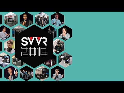SVVR 2016 Conference & Expo Trailer