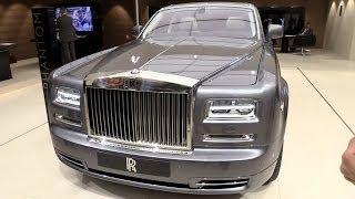 Rolls-Royce Phantom Special Edition - Deutsch