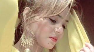 Ye Mana Meri Jaan Mohabbat Saza Hai Cute Girl TikTok Video