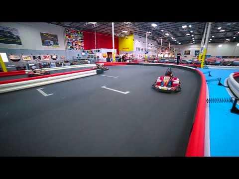Youth Kart Racing – K1 Speed Junior League