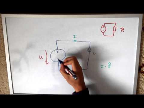 Elektrotechnik 1: Spannung,Strom und Widerstand (Grundlagen)