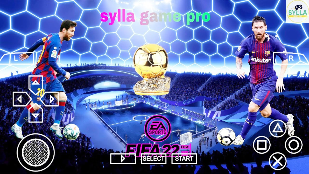 Download FIFA 21[MOD]PPSSPP Android Offline Best Graphics ps5