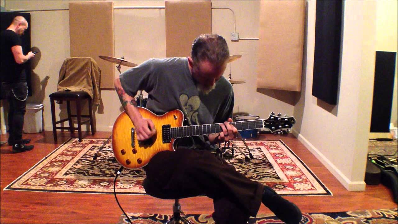 Jeff Cease from The Eric Church Band Demos DAllen TomCat Humbuckers ...