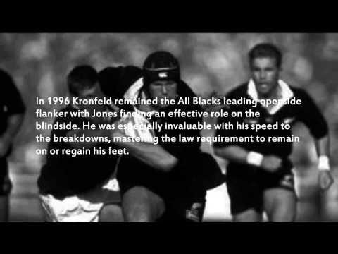 All Blacks Hall Of Fame: Josh Kronfeld