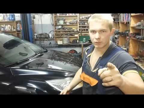 Как заменить фильтр салона форд фокус 2 рестайлинг видео