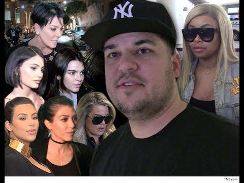 PART 1 Rob Kardashian takes to IG to put Blac Chyna ON BLAST~FULL #RECEIPTS!