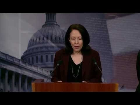 Sen. Maria Cantwell introduces oil train safety legislation