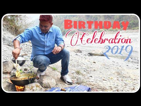 Birthday celebration & online marketing