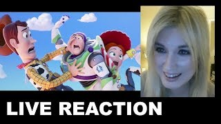 Toy Story 4 Trailer REACTION