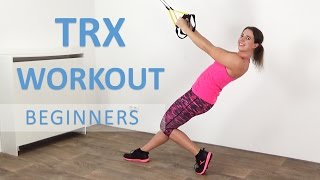 10 minute trx workout for beginners effective bodyweight suspension training
