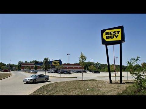 Best Buy's Profit Drops 91% as Sales Sag