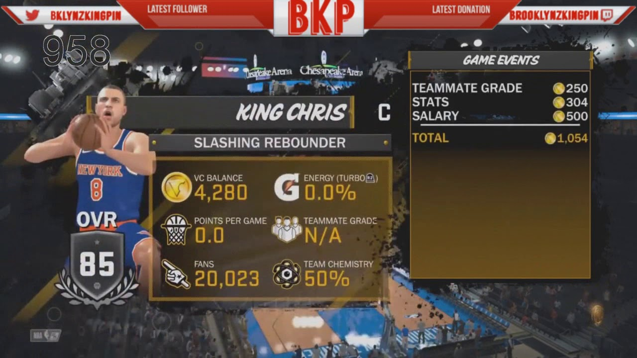 Does my career difficulty matter this year?! - NBA 2k18 Badge Grind