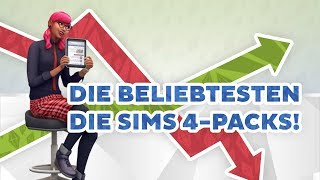 Die offiziell beliebtesten Packs für Die Sims 4! | Simfaktisch | sims-blog.de