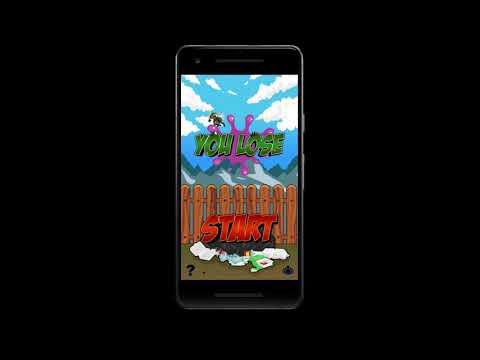 Langaw Game - Flame/Flutter Game Making Tutorial (Part 3 Demo) thumbnail