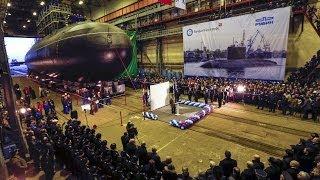 Rusya'nın Karadeniz filosuna 'hayalet' denizaltı - BBC TÜRKÇE
