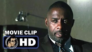 THE TAKE Movie Clip - CIA Field Guy (2016) Idris Elba Thriller Movie HD