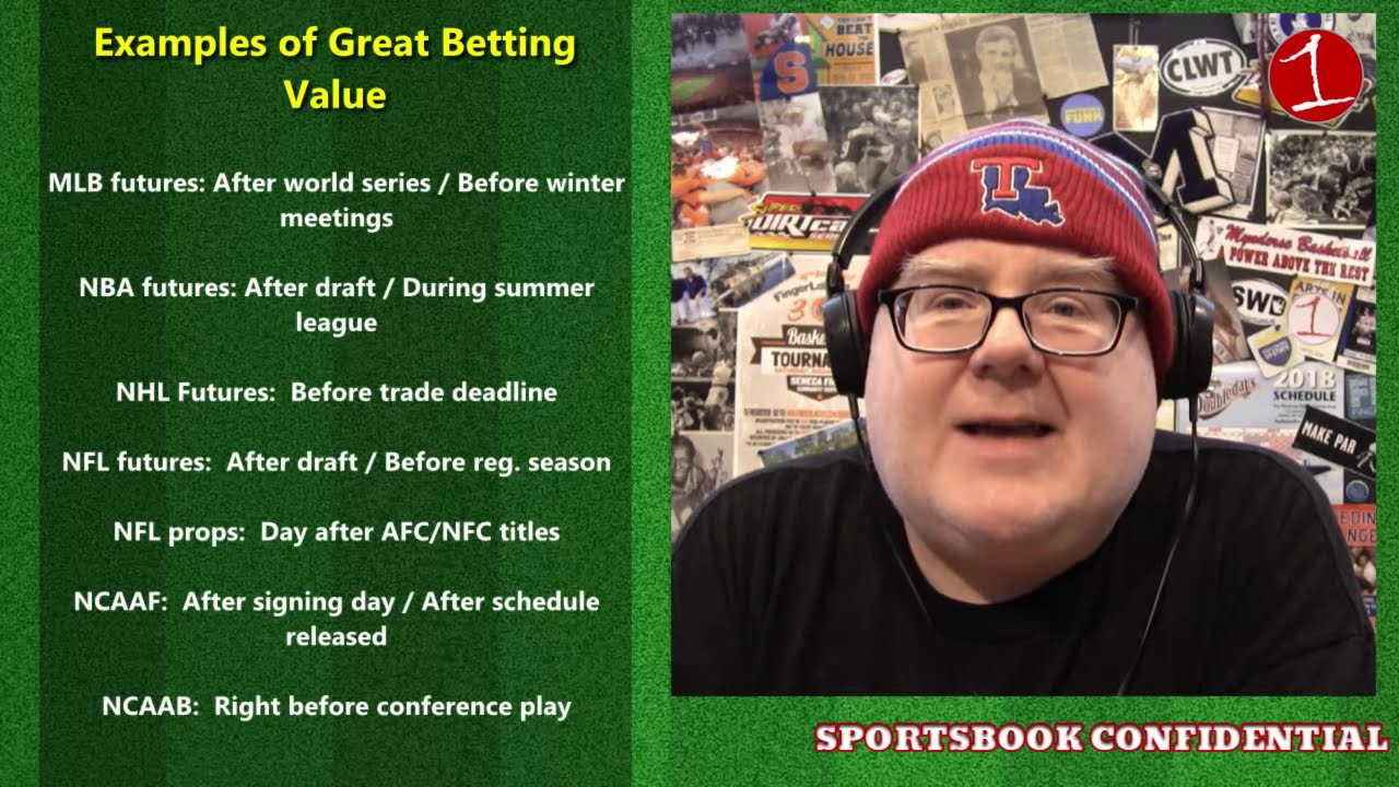 SPORTSBOOK CONFIDENTIAL: When is Black Friday for sports bettors? (podcast)