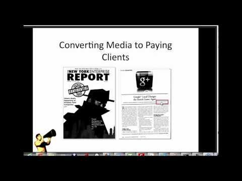 Publicity Client Magnet