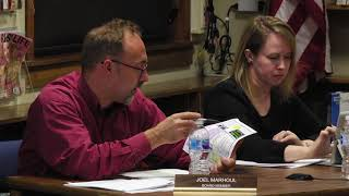 District 96 Board of Education Committee of the Whole Meeting 10-04-17