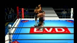 Scott Norton vs. Scott Steiner Toukon Retsuden 3