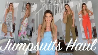 JUMPSUITS - ASOS NEW LOOK ZARA HAUL