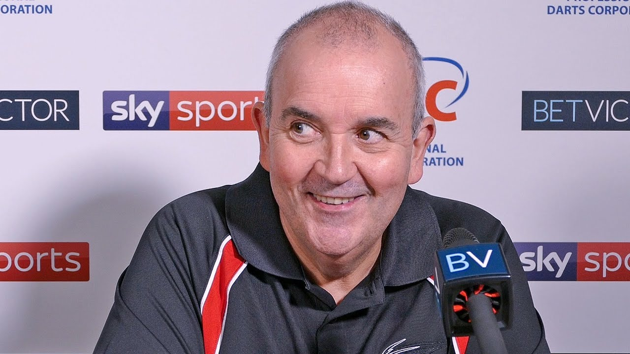 Phil Taylor could make a sensational return for another shot at the World Darts Championship - YouTube