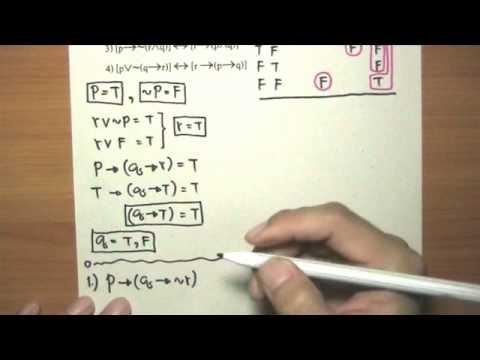เฉลยข้อสอบPAT1มีนา54ข้อ1ตรรกศาสตร์