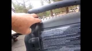 Low Oxygen Sensor Repair on Mr. Heater