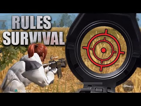 ЛУЧШИЙ МОБИЛЬНЫЙ BATTLE ROYALE? - RULES OF SURVIVAL - iOS / ANDROID