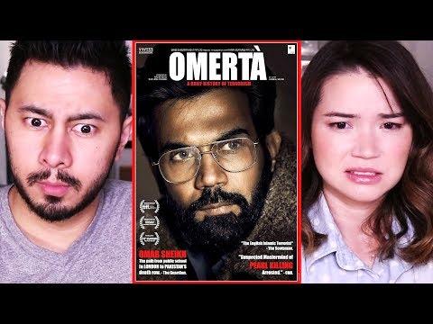OMERTA | Rajkummar Rao | Trailer Reaction!