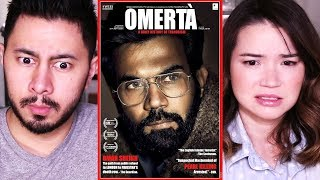 OMERTA | Rajkummar Rao | Trailer Reaction!